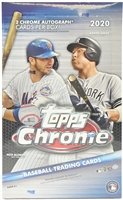 PAP 2020 Topps Chrome Baseball HOBBY #44