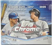PAP 2020 Topps Chrome Baseball JUMBO #45