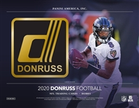 PAP 2020 Donruss Football #159
