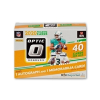 PAP 2020 Optic Football Mega Box Pack #11