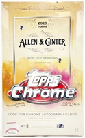 PAP 2020 Allen & Ginter Chrome Hobby #9