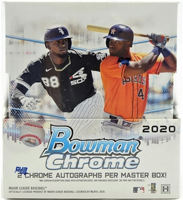 PAP 2020 Bowman Chrome Hobby #29