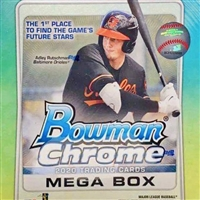 PAP 2020 Bowman Chrome Mega Baseball #11