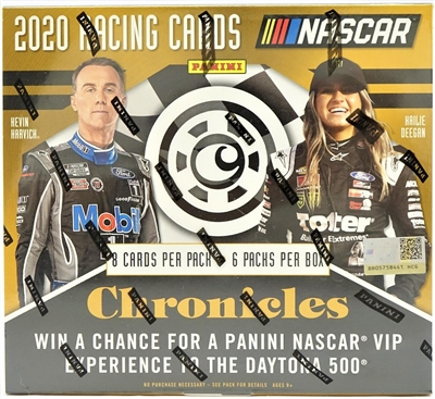 PAP 2020 Chronicles Racing Nascar #10 No DPP