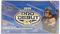 PAP 2020 Topps Debut Hobby #14