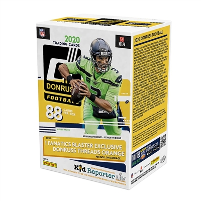 PAP 2020 Donruss Fanatics Blaster Pack #21