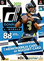 PAP 2020 Donruss Blaster Box #1