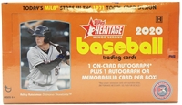 PAP 2020 Topps Heritage Minor League #5
