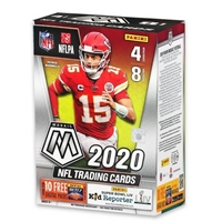 PAP 2020 Mosaic Blaster Pack Football #26