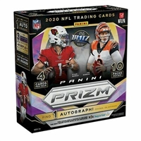 PAP 2020 Prizm Fanatics Mega Box Pack #8