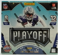 PAP 2020 Playoff Football Hobby Box #5