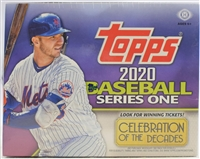 PAP 2020 Topps Series One Jumbo #8