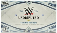 PAP 2020 Topps WWE Undisputed #25