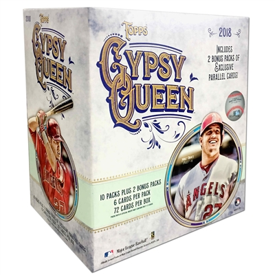 PAP 2018 Gypsy Queen Monster Baseball  #4