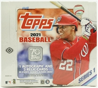 PAP 2021 Topps Series One Jumbo #17