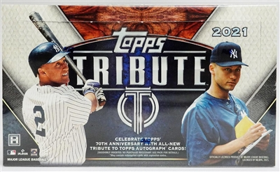 PAP 2021 Tribute Baseball #4