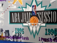 PAP 1995-96 NBA Jam Session Tall Cards #1