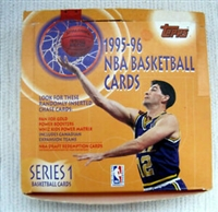 PAP 1995-96 Topps Retail Basketball #1