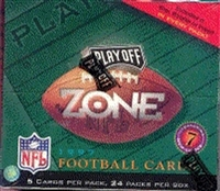 PAP 1997 Playoff Zone Rack #1