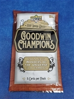 Dead Pack 2017 Goodwin Champions