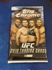 Dead Pack 2018 Topps Chrome UFC