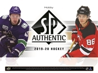 Dead Pack 2019-20 SP Authentic Hockey