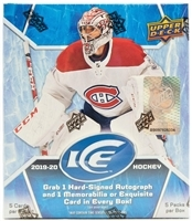 Dead Pack 2019-20 Upper Deck ICE Hockey