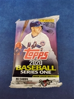 Dead Pack 2020 Topps Jumbo Series One