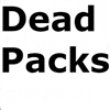 Dead Packs (Lots of Packs on SALE till the end of the Year!)