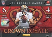 Dead Pack 2011 Crown Royale Football