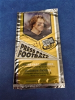 Dead Pack 2011 Press Pass Football