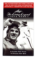 Fresh Pack 2012 Pete Rose The Living Legend