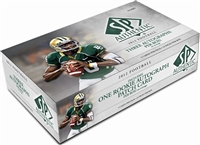 Dead Pack 2012 SP Authentic Football