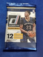 Dead Pack 2016-17 Donruss Basketball