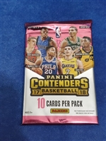 Dead Pack 2017-18 Contenders Basketball