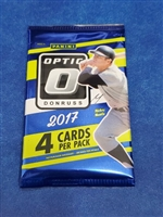 Dead Pack 2017 Optic Baseball
