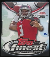 Dead Pack 2015 Topps Finest Football
