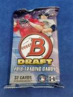 Dead Pack 2018 Bowman Draft Jumbo Baseball