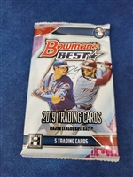 Dead Pack 2019 Bowman's Best Baseball