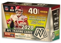 Dead Pack 2020 Mosaic Mega Pack Football