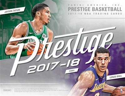 2017-18 Prestige BK Box DOTD VALUE #10 (1 team)