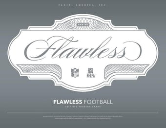 2017 Flawless Football Case Break FILLER #24 (1 spot)