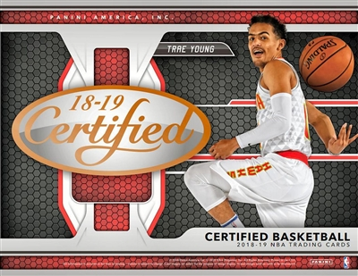 2018-19 Certified BK Box Break #8 DOTD (2 teams) SPECIAL