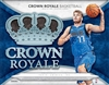 2018-19 Crown Royale BK Box Break #12 DOTD (2 teams)