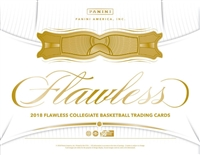 2018-19 Flawless College BK Serial Number Box Break #12 (1 Spot) LUKA CHASE!