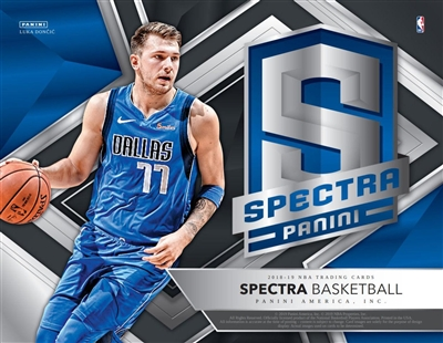 2018-19 Spectra BK Box Break DOTD #2  (2 teams)