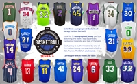 2018 Gold Rush Autographed BK Jerseys Break DOTD #41 (1 spot)