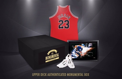 2018 UD Monumental Case Break + Box Break #4 (1 spot) SUPER SALE