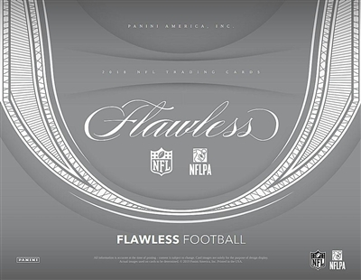 2018 Flawless 1 Box Break #19 (1 Spot)