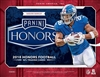 2018 Honoros Football Box Break DOTD #2 (1 team)